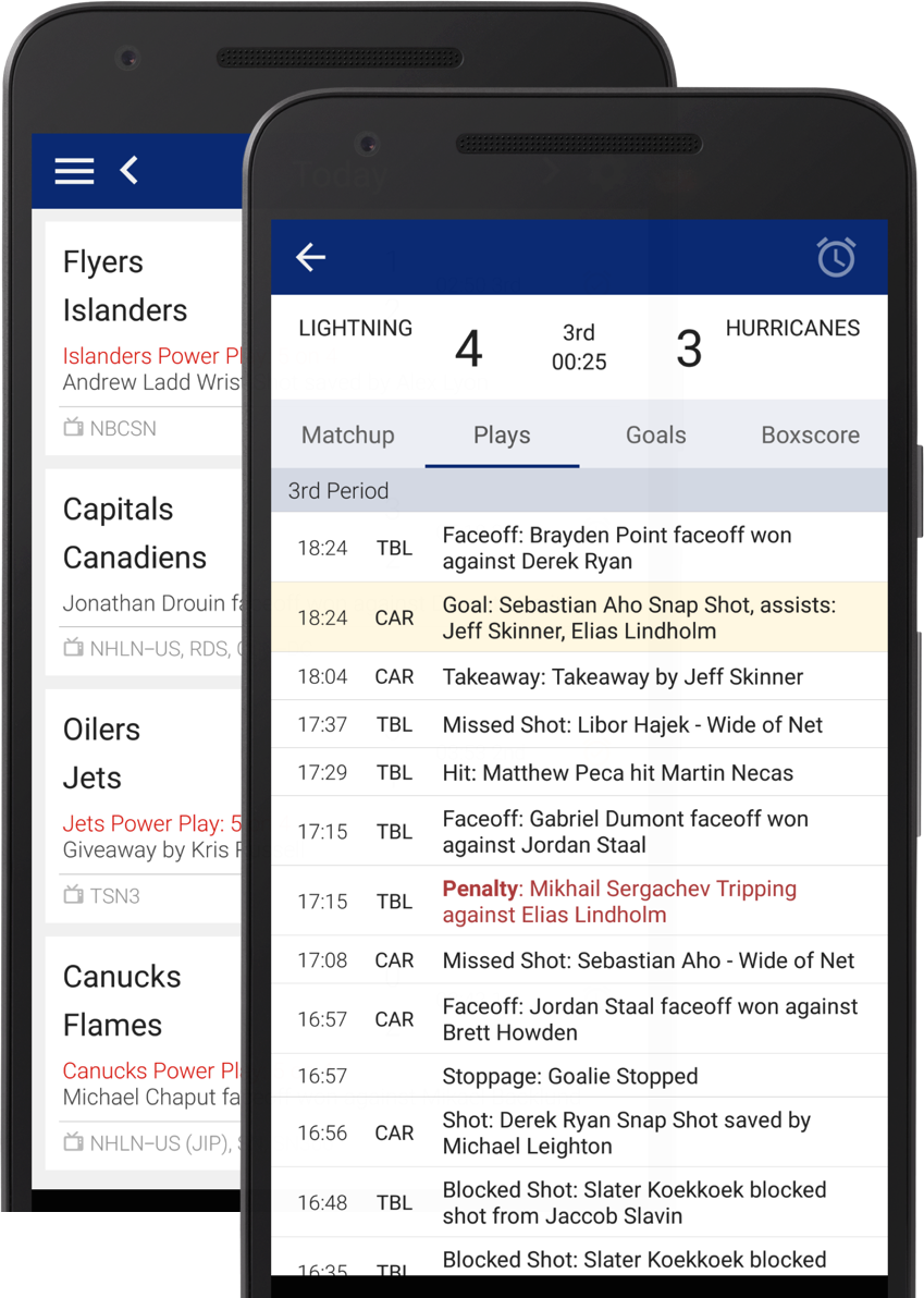 MLB Baseball Scores App: Live baseball games, plays, stats, scores & alerts for iPhone & Android